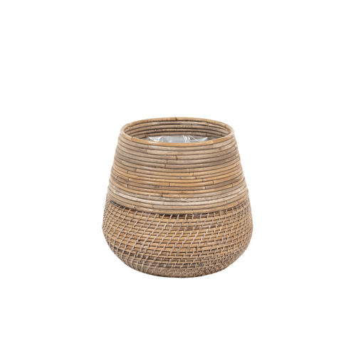 bloempot bamboo